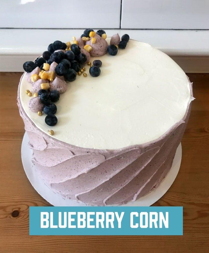 Cake Life - Blueberry Corn