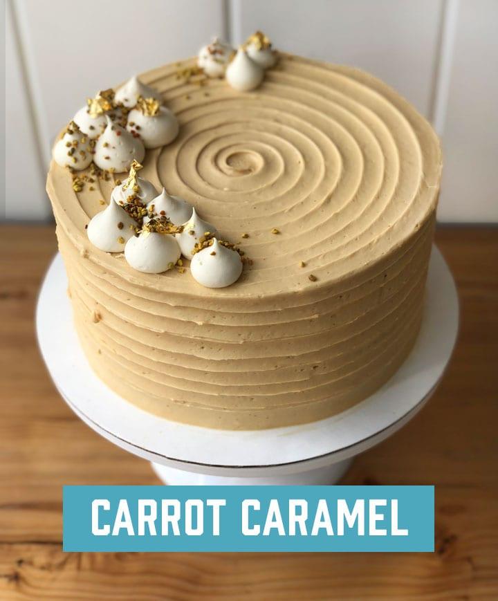 Cake Life - Carrot Caramel