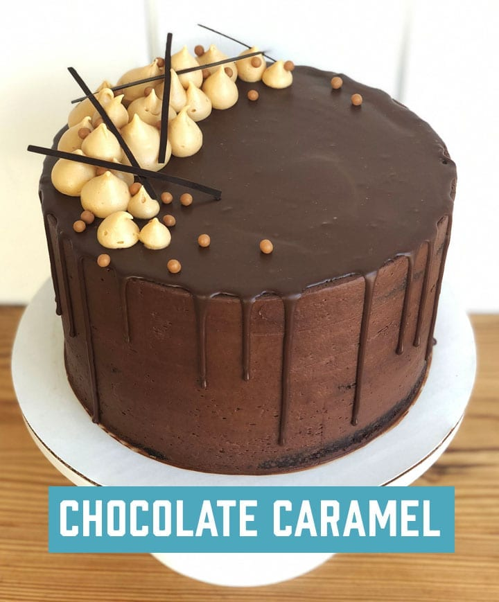 Cake Life - Chocolate Caramel