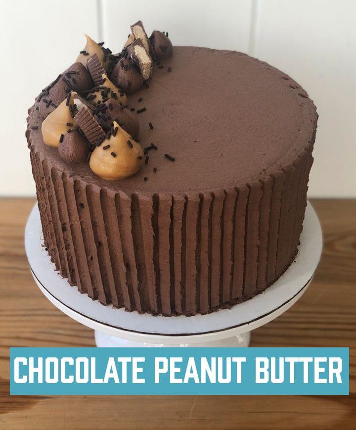 Cake Life - Chocolate Peanut Butter