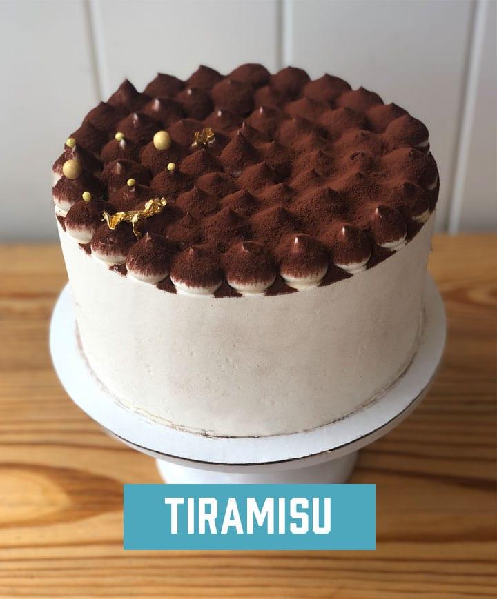 Cake Life - Tiramisu