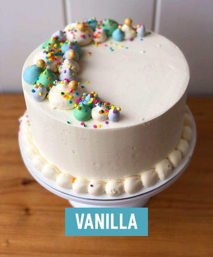 Cake Life - Vanilla